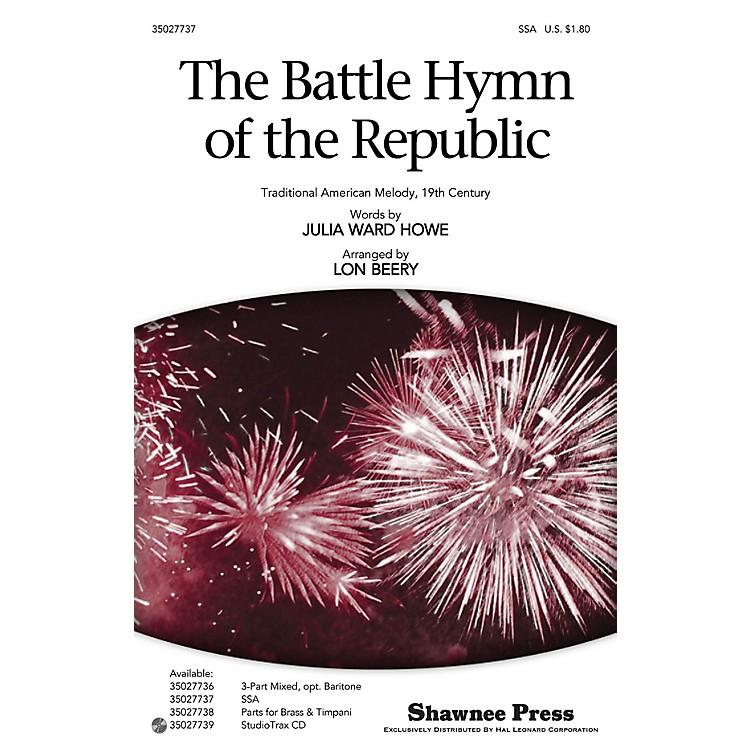 Shawnee PressThe Battle Hymn of the Republic SSA arranged by Lon Beery