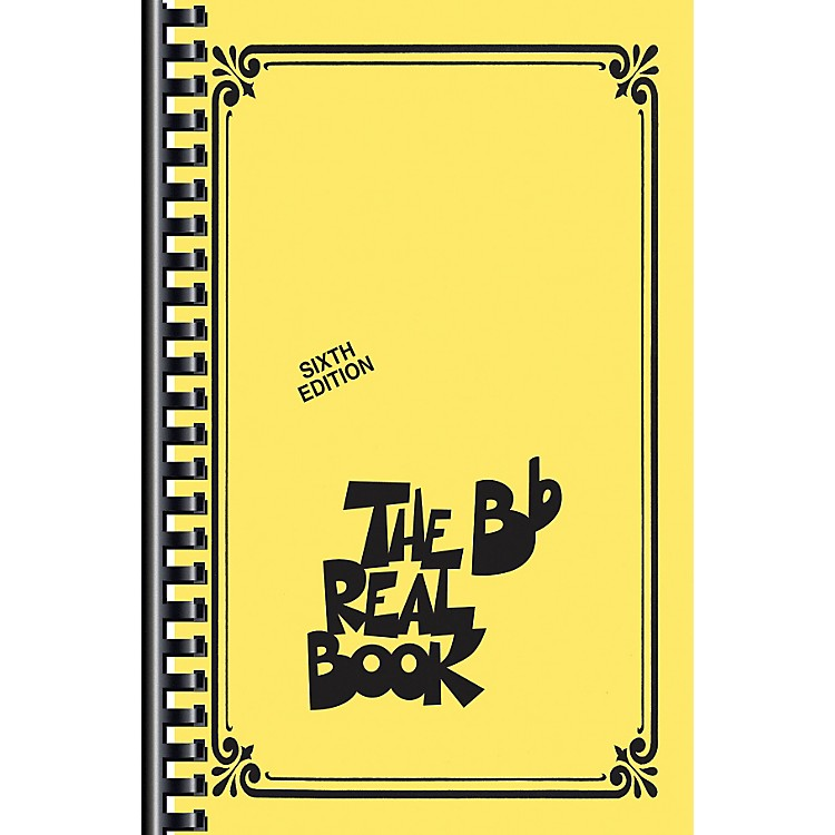 Hal Leonard The Bb Real Book - Sixth Edition (Mini Size)