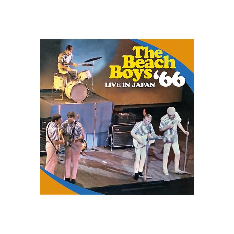 AllianceThe Beach Boys - Live In Japan 66