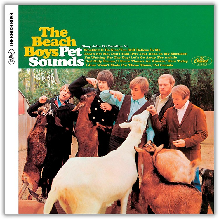 Universal Music Group The Beach Boys - Pet Sounds Vinyl LP