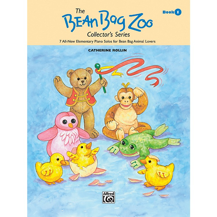 Alfred The Bean Bag Zoo Collector's Series Book 1 Book 1