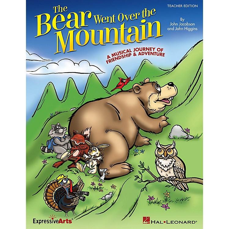 Hal LeonardThe Bear Went Over the Mountain Performance/Accompaniment CD Composed by John Higgins