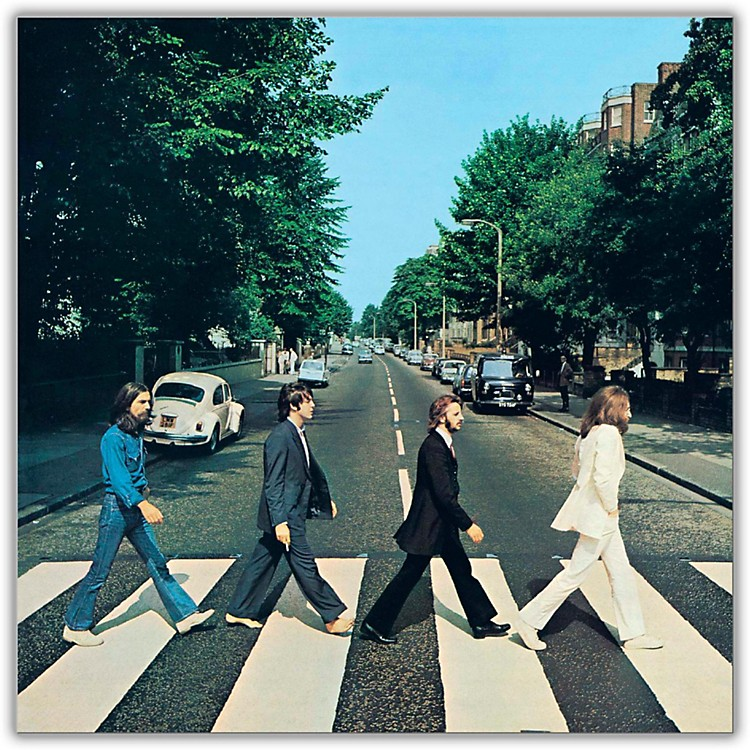 Universal Music Group The Beatles - Abbey Road Vinyl LP