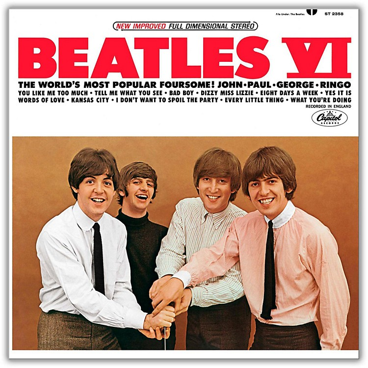 Universal Music Group The Beatles / Beatles VI [Mini LP Replica]