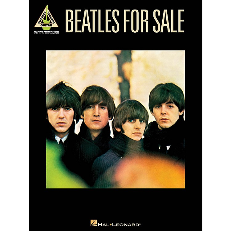 Hal LeonardThe Beatles - Beatles for Sale Guitar Recorded Version Series Softcover Performed by The Beatles