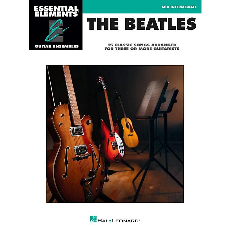 Hal LeonardThe Beatles - Essential Elements Guitar Ensembles Series