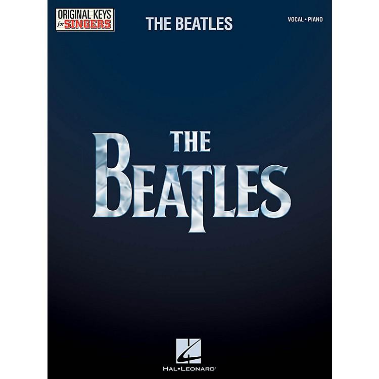 Hal LeonardThe Beatles - Original Keys For Singers