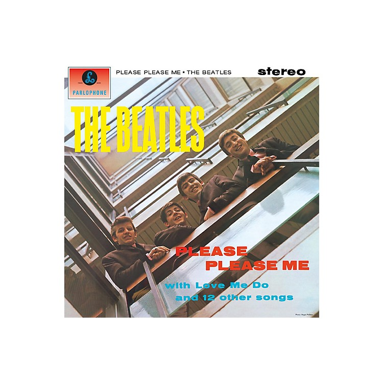 AllianceThe Beatles - Please Please Me