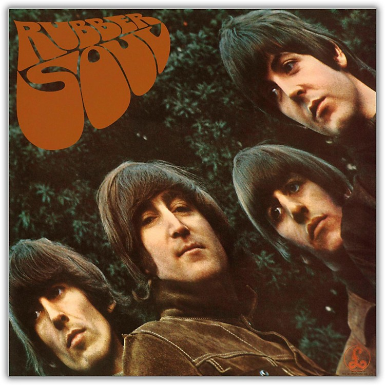 Universal Music GroupThe Beatles - Rubber Soul Vinyl LP