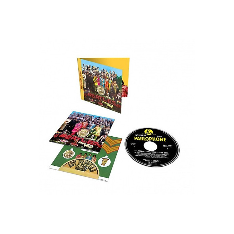 AllianceThe Beatles - Sgt. Pepper's Lonely Hearts Club Band (CD)