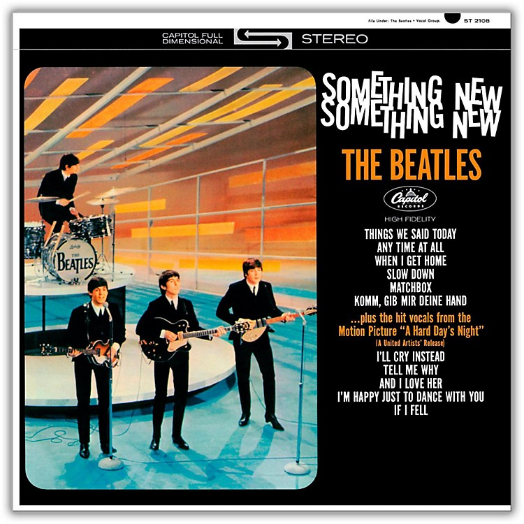 Universal Music Group The Beatles / Something New [Mini LP Replica]