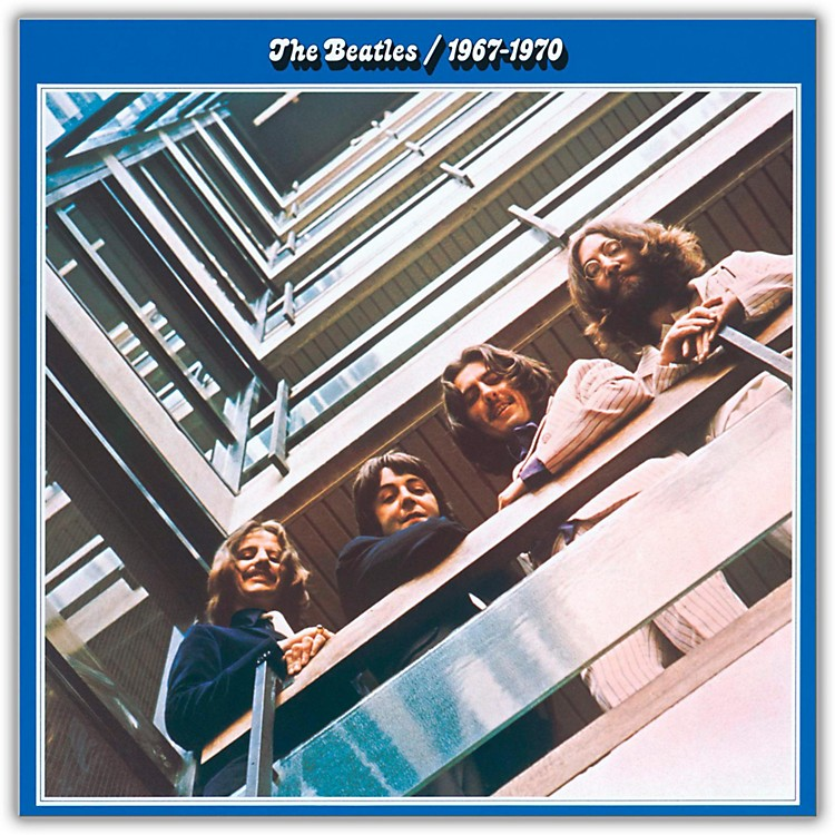 Universal Music GroupThe Beatles - The Beatles 1967-1970 Vinyl LP