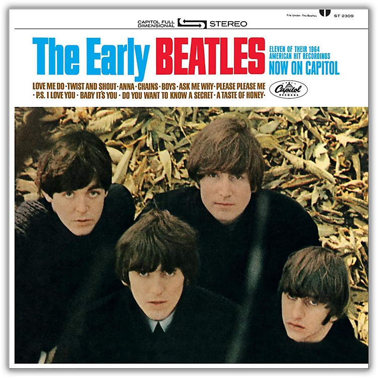 Universal Music Group The Beatles / The Early Beatles [Mini LP Replica]