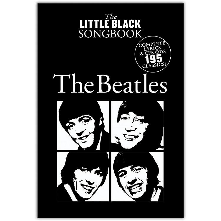 Hal LeonardThe Beatles - The Little Black Songbook