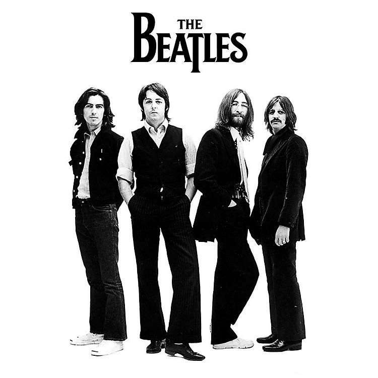 Hal LeonardThe Beatles - White Album Group Shot - Wall Poster