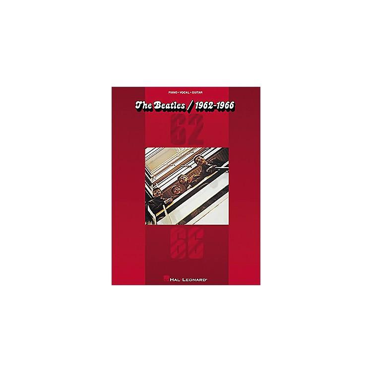 Hal LeonardThe Beatles/1962-1966 Piano/Vocal/Guitar Artist Songbook