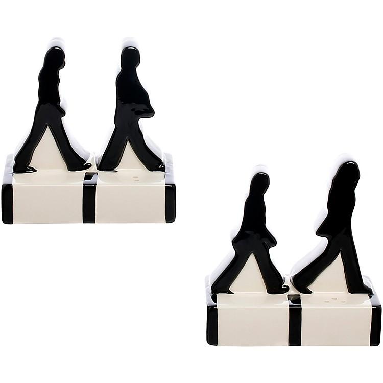 VandorThe Beatles Abbey Road Silhouettes Salt And Pepper Set