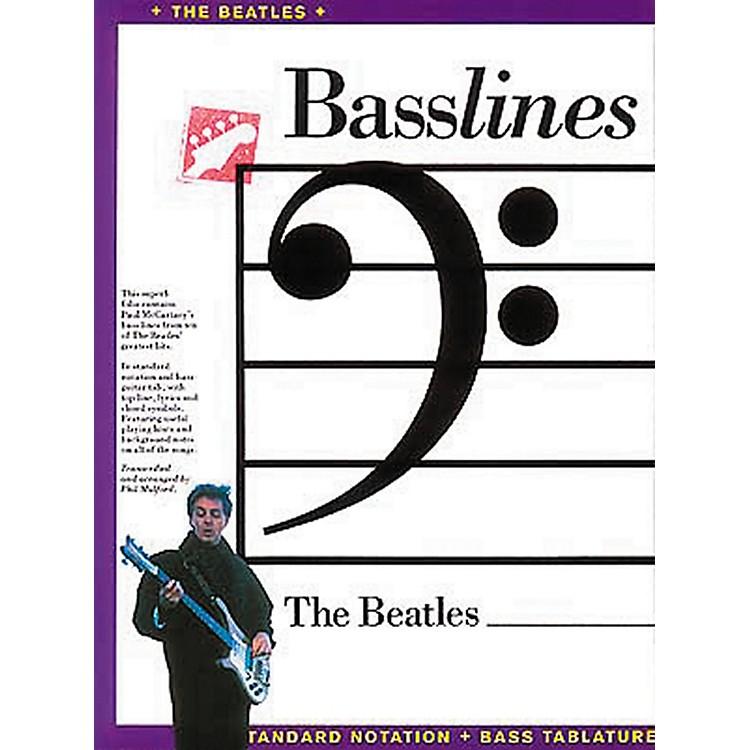 Hal LeonardThe Beatles Bass Guitar Tab Songbook