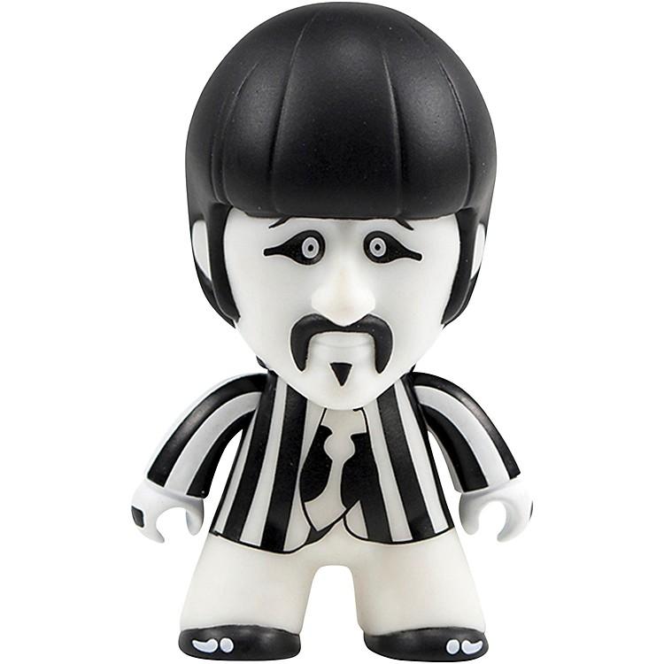 Entertainment EarthThe Beatles Black and White Ringo 4 1/2-Inch Titans Figure