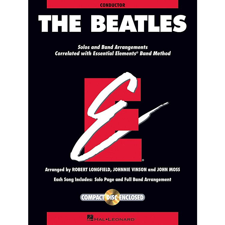 Hal LeonardThe Beatles Concert Band Level 1.5 by The Beatles Arranged by Johnnie Vinson