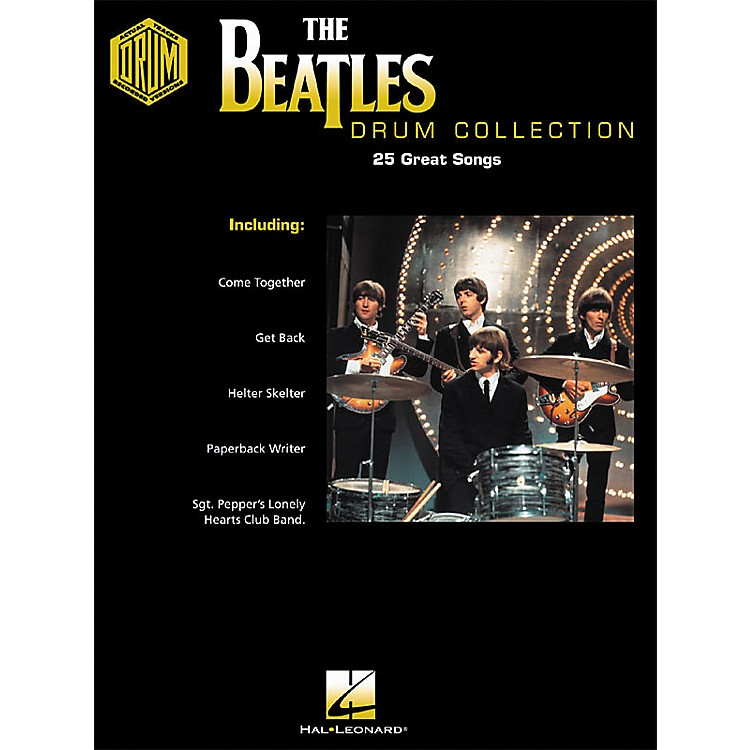 Hal LeonardThe Beatles Drum Collection