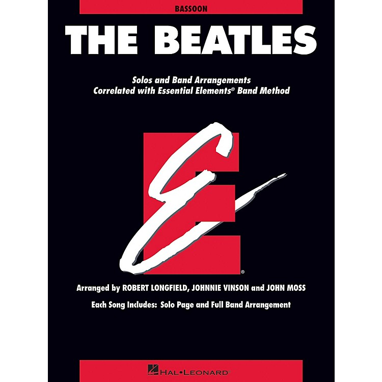Hal LeonardThe Beatles Essential Elements Band Folios Series Softcover by The Beatles Arranged by Johnnie Vinson