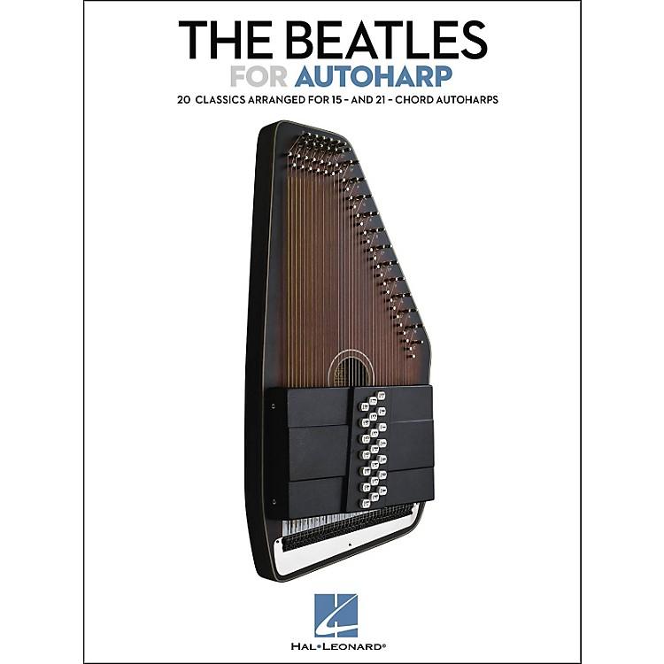 Hal LeonardThe Beatles For Autoharp Songbook