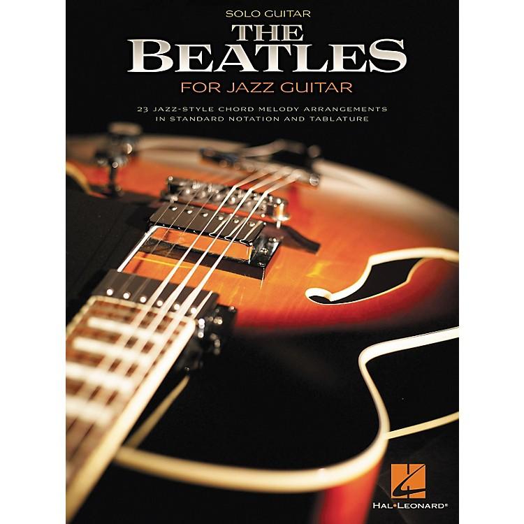 Hal LeonardThe Beatles For Jazz Guitar
