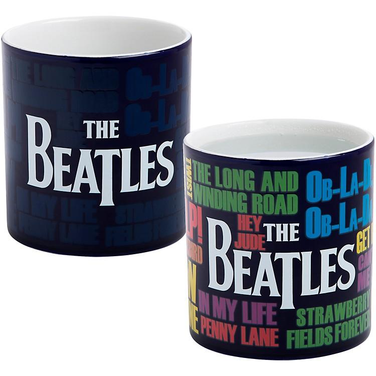 VandorThe Beatles Reactive 20 oz. Ceramic Mug
