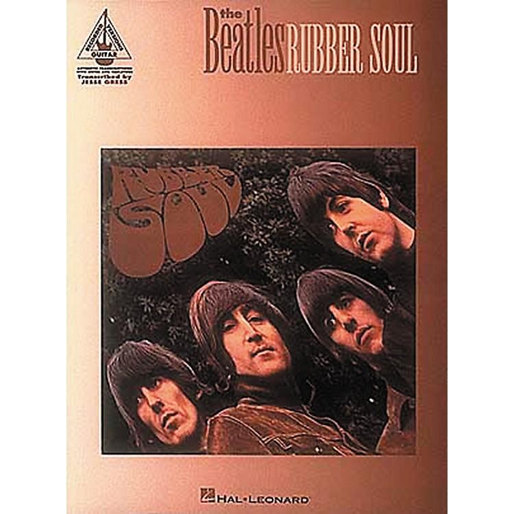 Hal LeonardThe Beatles Rubber Soul Guitar Tab Book