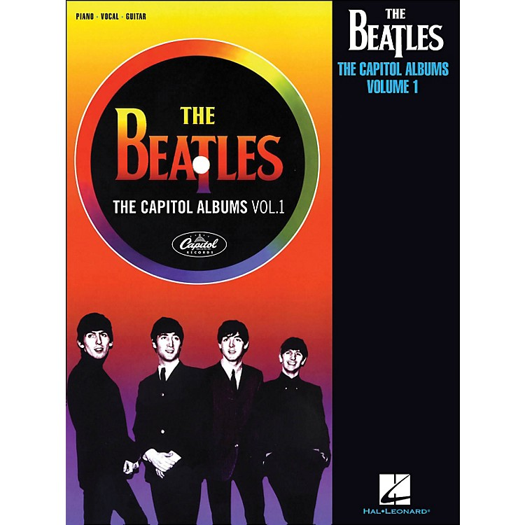 Hal LeonardThe Beatles The Capitol Albums Volume 1 arranged for piano, vocal, and guitar (P/V/G)