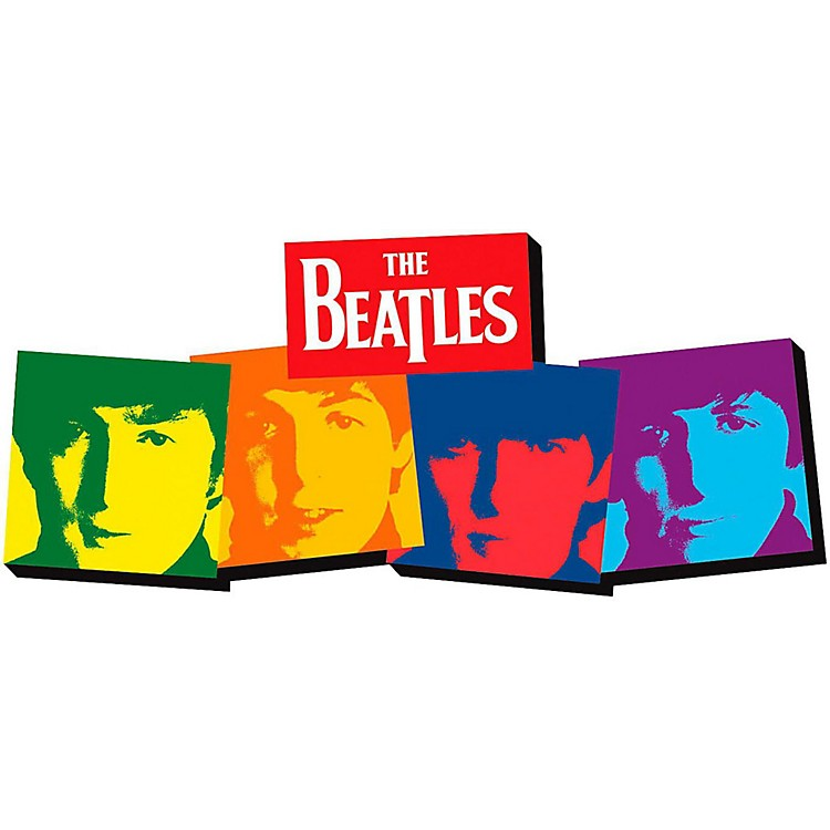 Hal LeonardThe Beatles USA - Chunky Magnet