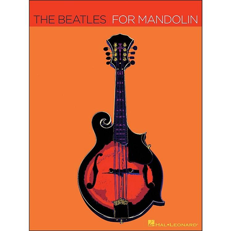Hal LeonardThe Beatles for Mandolin