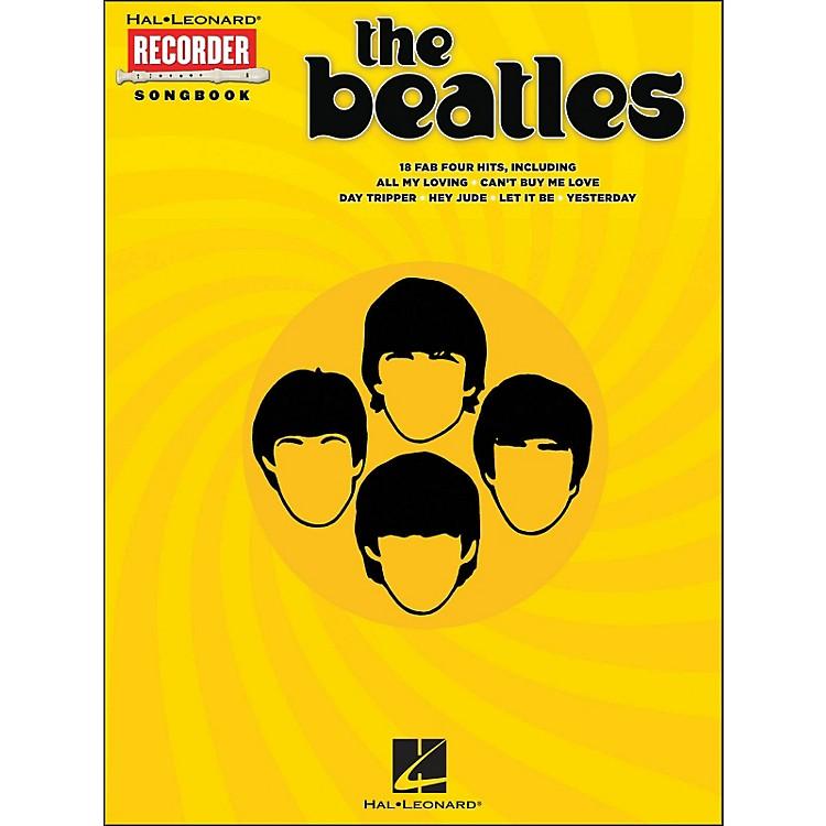 Hal LeonardThe Beatles for Recorder