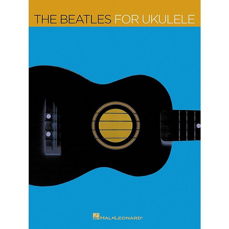 Hal LeonardThe Beatles for Ukulele Songbook
