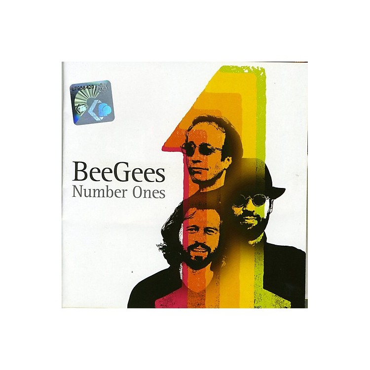 AllianceThe Bee Gees - Number Ones (CD)