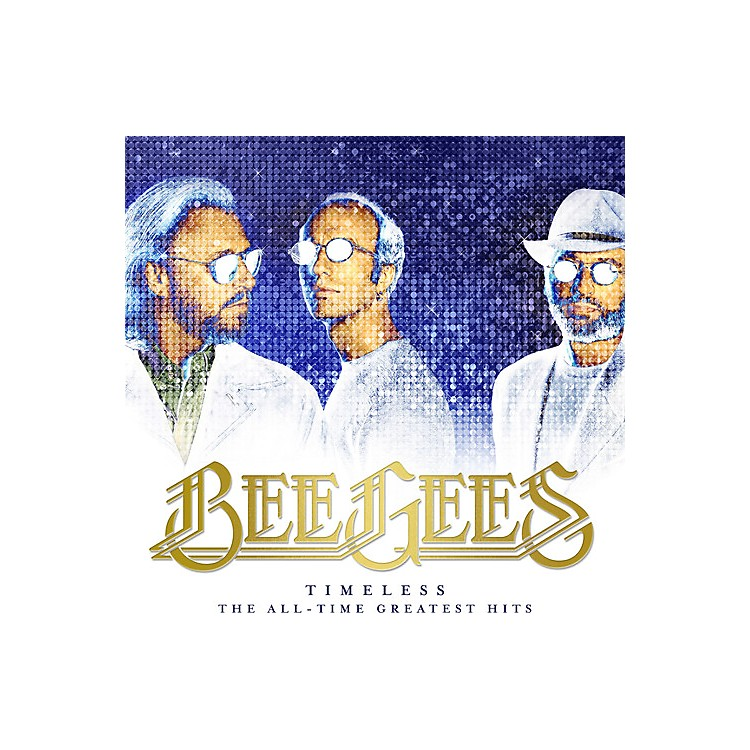 AllianceThe Bee Gees - Timeless: The All-Time Greatest Hits (CD)
