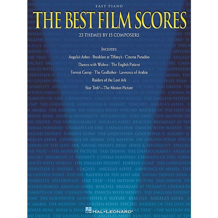 Hal LeonardThe Best Film Scores For Easy Piano