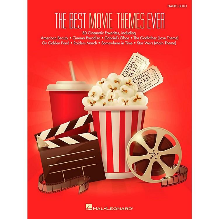 Hal LeonardThe Best Movie Themes Ever - Piano Solo