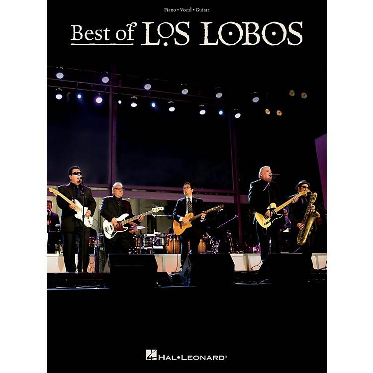 Hal LeonardThe Best Of Los Lobos For Piano/Vocal/Guitar