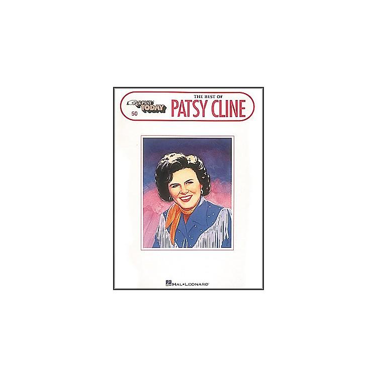 Hal LeonardThe Best Of Patsy Cline E-Z Play 50
