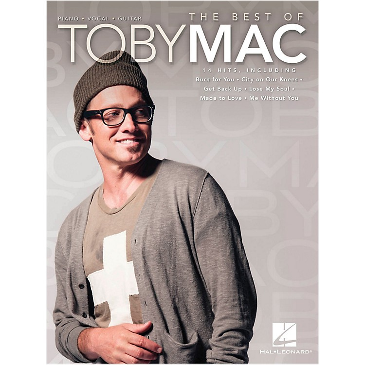 Hal LeonardThe Best Of Toby Mac for PVG (Piano/Vocal/Guitar)