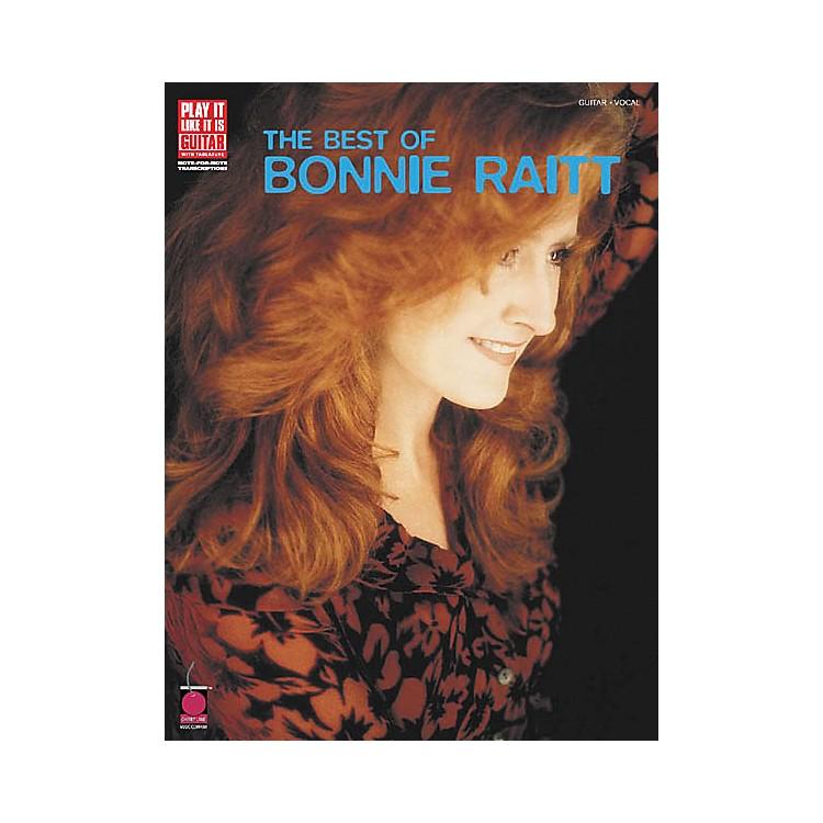 Cherry LaneThe Best of Bonnie Raitt Guitar Tab Songbook