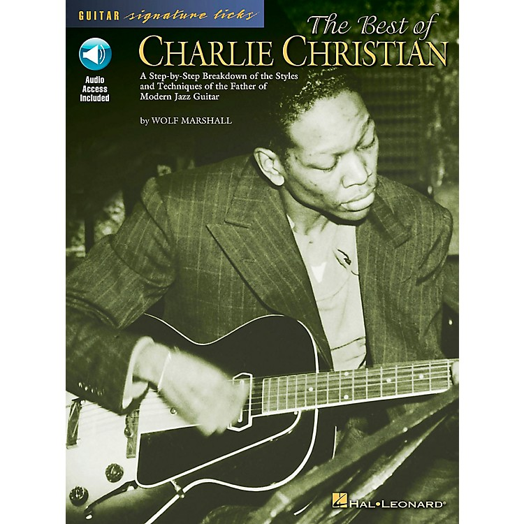 Hal LeonardThe Best of Charlie Christian (Book/CD)