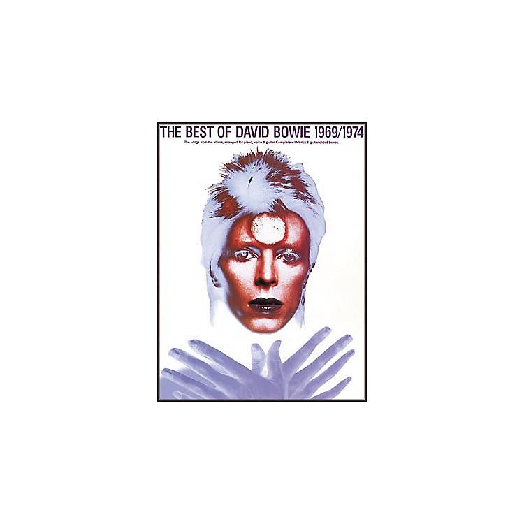 Hal LeonardThe Best of David Bowie 1969-1974 Songbook