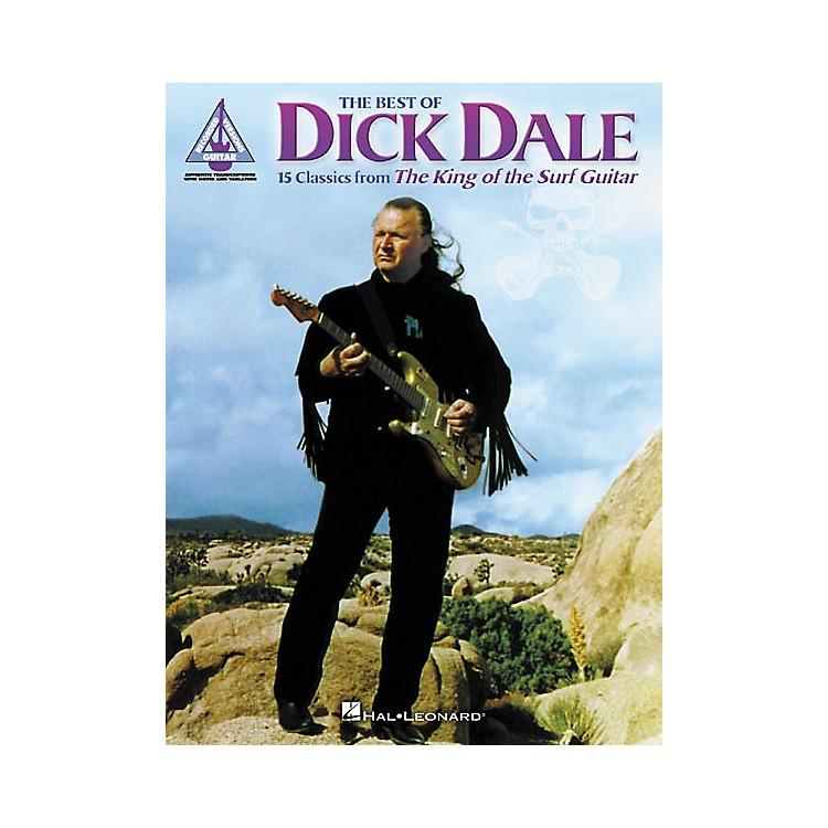 Hal LeonardThe Best of Dick Dale Guitar Tab Songbook