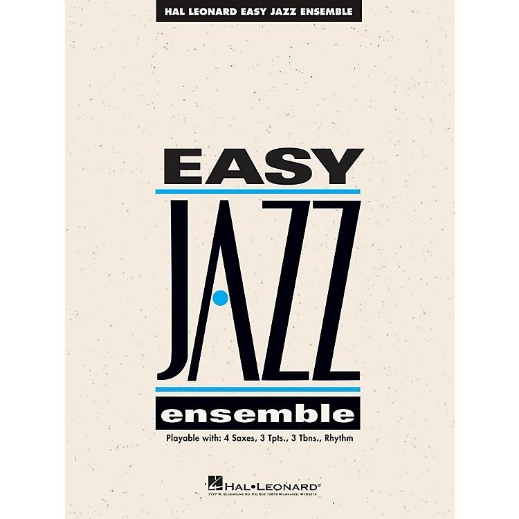 Hal LeonardThe Best of Easy Jazz - Alto Sax 2 (15 Selections from the Easy Jazz Ensemble Series) Jazz Band Level 2