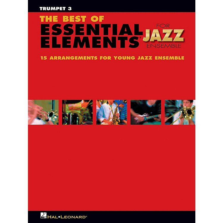 Hal LeonardThe Best of Essential Elements for Jazz Ensemble Jazz Band Level 1-2 Composed by Michael Sweeney