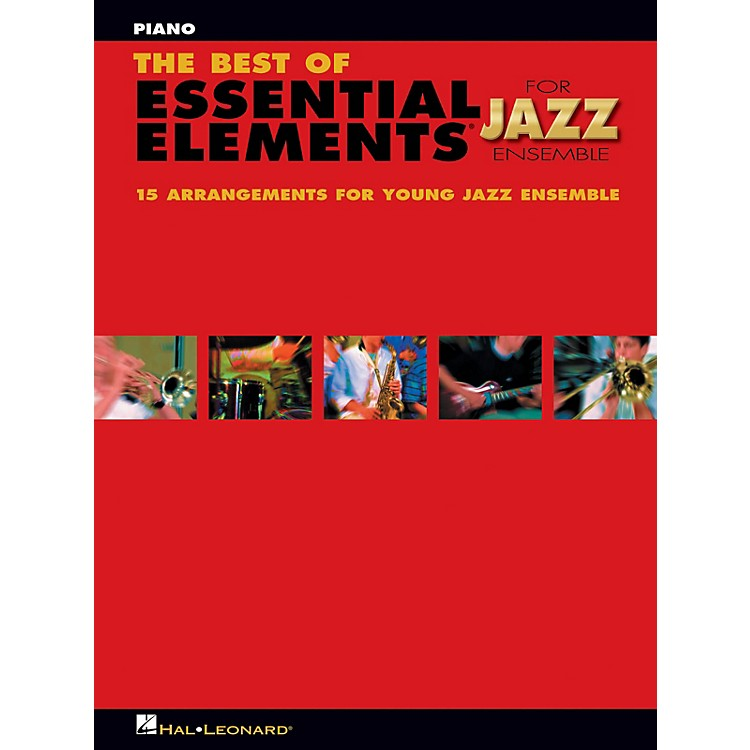 Hal Leonard The Best of Essential Elements for Jazz Ensemble Jazz Band Level 1-2 Composed by Michael Sweeney