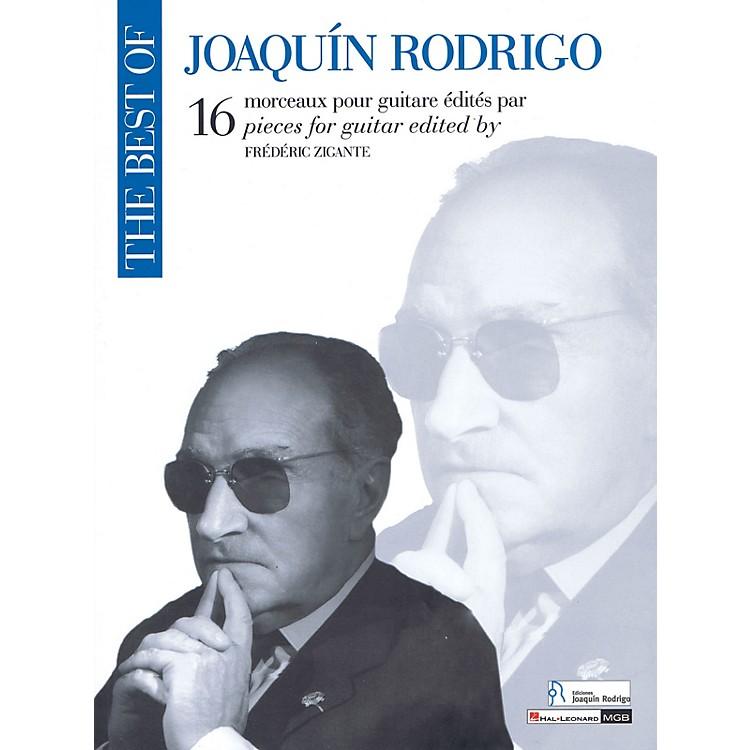 RicordiThe Best of Joaquin Rodrigo (16 Pieces for Guitar) Guitar Series Softcover